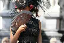 Fashion Inspiration / Steampunk, punk, and sci fi costume style / by Progress The Webseries
