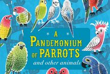 A Pandemonium of Parrots / All things inspired by our book A Pandemonium of Parrots