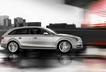 Audi S4 Avant / Power. Efficiency. Intelligence. Concepts that are united in one symbol: the S emblem. An Audi that bears this symbol in its name belongs to an impressive tradition of superior sports cars. Like the Audi S4 Avant. Source: Audi AG