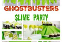 Party Ideas - Ghostbusters