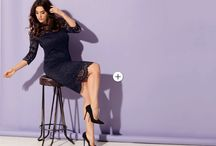 Anna Scholz for Sheego collection at CURVISSA / Plus size designer fashion collection