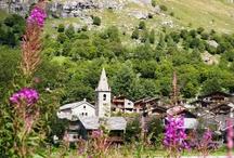 Nos villages en été