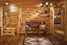 Log home / by Teriand Cooper