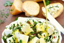 Greek Starters And Salads