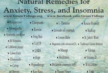 anxiety/stress reduction / by Lizzie Sweeney