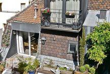 Idées déco maison / Piscine sur le toit