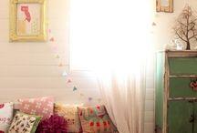 Ideas Hannah's room