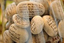 Wedding Guest Book Ideas / Quirky ideas for an alternative guest book.
