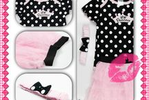 Spring and Summer Collections for Girls / Check out these cute little outfits for your little princesses! Available to order now!  http://www.stylemesweet.com.au