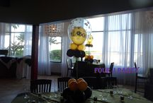 50th anniversary balloons decorations
