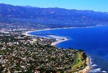 California Beaches / by Therese Leiszler