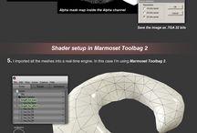 Marmoset set
