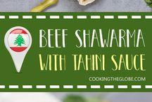 Pizza & shawarma