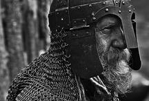 ancient warrior / by Trevor Hensley