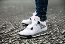 "Air Jordan 4 Retro OG (BG) ""White Cement"" (836016-192)"