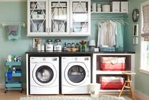 Laundry Room / by Morgan Earles
