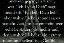 Quotes: Liebe