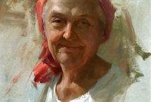 portret / malarstwo portretowe