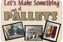 Pallets / by Vickie Sorrell