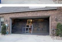 screen door garage