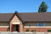 Rogue Valley Genealogical Society & Jackson County Genealogy Library / We are the largest genealogy library between Portland Oregon & Sacramento, California. We are located in Jackson County which is part of the Rogue Valley in Southern Oregon