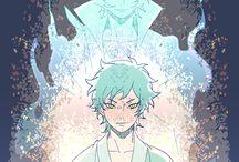Mitsuki/ Orochimaru/ Boruto