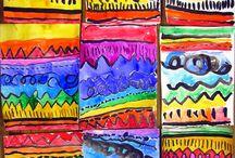Art Education - PreK Art / Art activities for preK kids