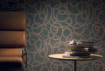 Géométrique / Revêtements muraux avec motifs géométriques