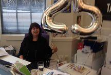 ICP / Clara's Silver Anniversary! Happy 25 years!