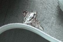 Cathy Waterman engagement rings
