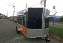 #BIKEtober a/k/a  Motorcycle theme Trailers / Ocilla Racing, LLC can customize the inside and outside of a cargo trailers. Here is our colors most popular with our motorcycle customers. VISIT OUR WEBSITE: http://www.ocillaracingllc.com #BIKEtober #motorcycly #harley #cargotrailer #trailer #Ocilla #GA #Georgia #enclosedtrailer