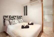 LLEIDA APARTMENT / A strategically located, smart and great value studio apartment. Super close to Placa Espanya and the Fira Barcelona Congress Hall, perfect for the business trip or a Barcelona excursion for two. For more info visit: www.flatbarcelona.net