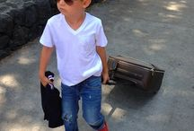 Little Man Swag / by Meyshana Lunon