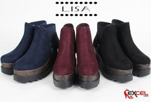LISA Τώρα με -20%!!! / Τώρα με -20%!!! ♥ Shoes designed to move you!  LISA ➡ Μπλε Ραφ, Μαύρο, Μπορντό   ΔΩΡΟ για σένα Τσόκερ Λαιμού - Το φετινό αγαπημένο σου κόσμημα!  ❤ Εγνατία 30 Α & Εγνατία 31 // Θεσ/νίκη ☎ Τηλ. Παραγγελίες 2310 521560 & 2310 521580  Αποστολή σε όλη την Ελλάδα & Κύπρο!