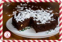 Baking - leipominen / Baking all sorts of sweet things: cakes, cookies, sweets - kaikenlaiset makeat leivonnaiset: kakut, keksit ja muut makeiset