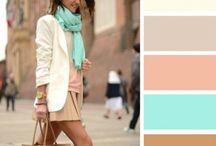 Combinación color