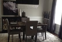 Janet Roses new home, ovenshire designs / Getting near the end of our fun project , her new beautiful home.. / by Cheryl Ovenshire