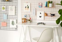 Workspace inspiration / Inspiring home offices to create (or refresh) our own workspace.