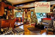 Country Sampler Magazine / Whether you prize primitives, favor farmhouse or think traditional is terrific, Country Sampler is a must-have, all-in-one resource for any country decorator. Learn more and subscribe today: http://www.countrysampler.com/offers/082016/EBICSPN.html