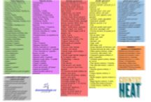 Plan alimentaire Country Heat meal plan