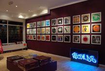 discos vinilo decoracion