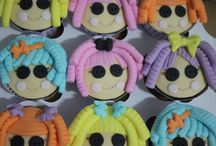 Lalaloopsy / Bolos, Doces, Cupcakes etc...