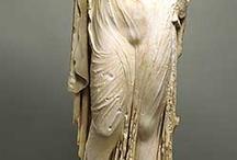 ancient greek /roman/Etruscan sculptures