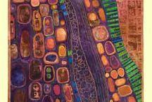 Karen Kamenetzky art quilts