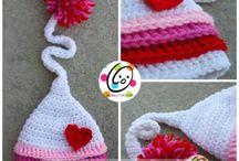 Haken voor Baby's / Crochet for Babies.