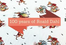 100 years of Roald Dahl / 2016 marks 100 years since the birth of Roald Dahl - at CFO - we have a collection of Roal Dahl cotton prints in a fabulous range designs and colours. Amusing, creative,unique designs , guaranteed to create wonderful soft furnishings....curtains, cushions, blinds