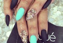 Stunning Stiletto Nail Designs