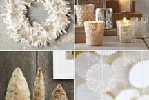 Holiday Decor + DIY + Wrapping / by Alia Wilson