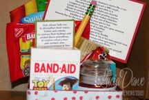 Teacher gifts/misc gifts