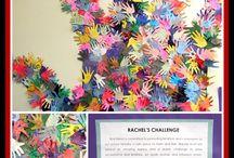 rachels challenge / by Sandy Schuh